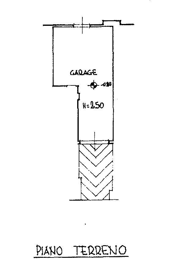 Planimetria 1/3 per rif. 9115