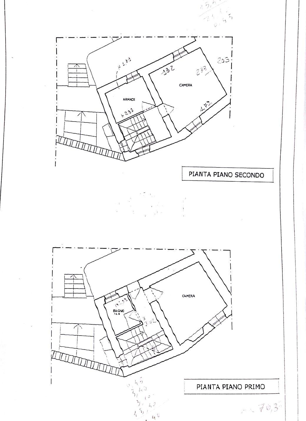 Planimetria 2/2 per rif. CA1912T