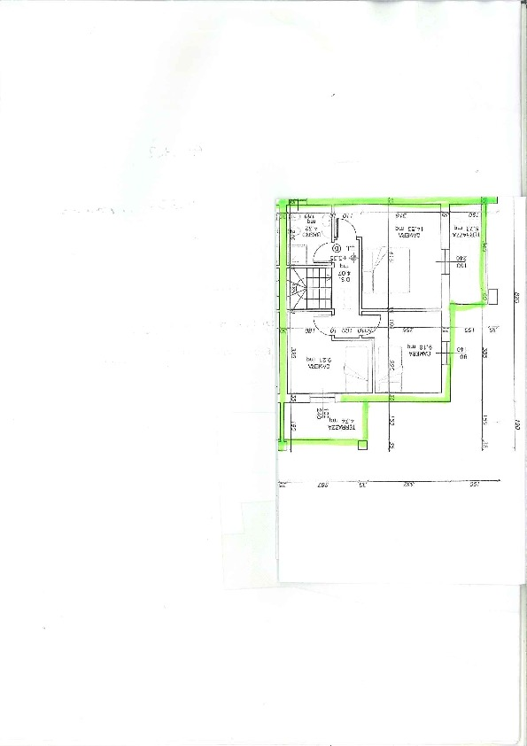 Planimetria 2/2 per rif. SG042V