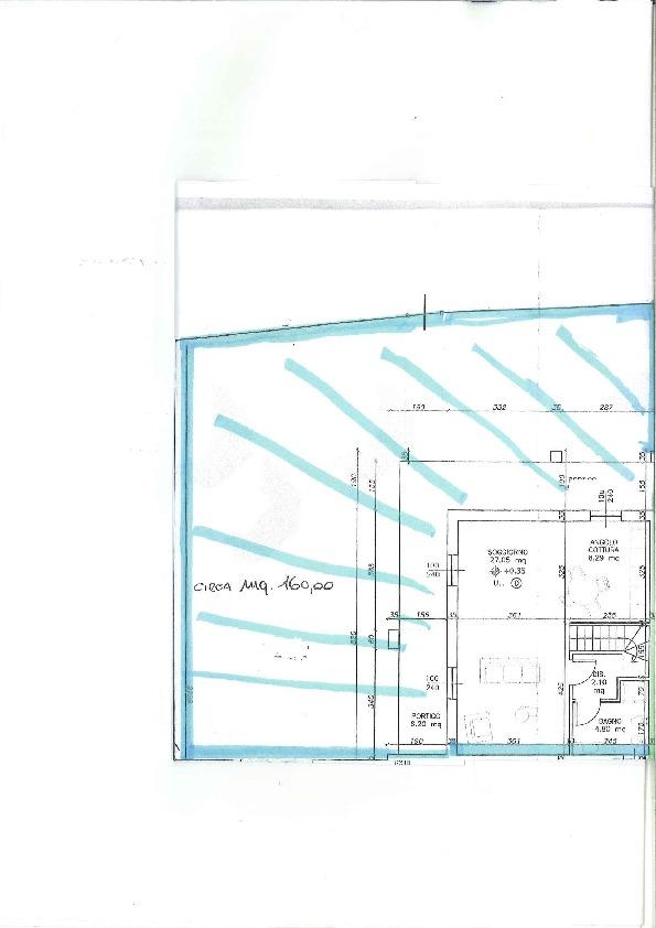 Planimetria 1/2 per rif. SG042V
