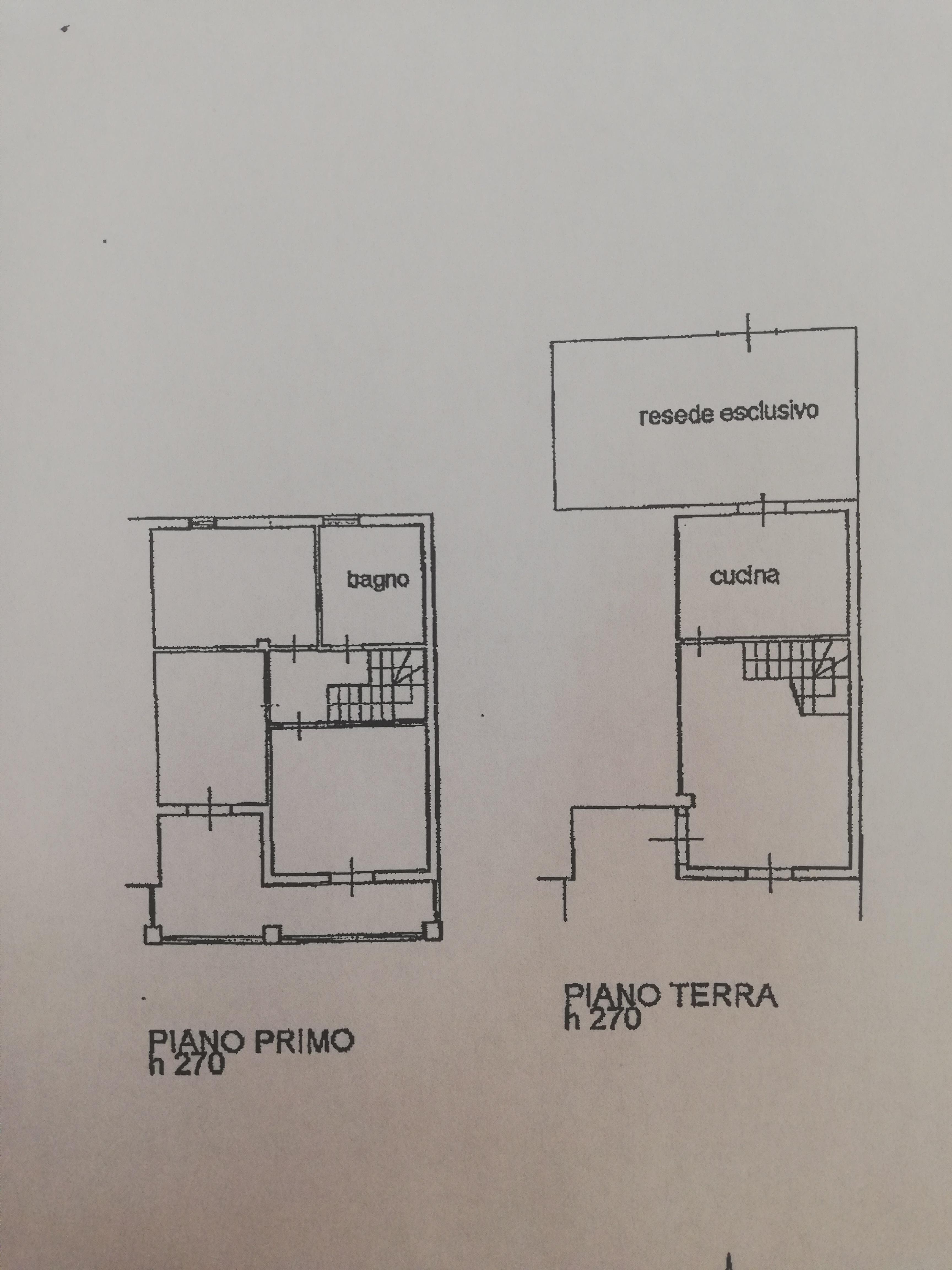 Planimetria 1/1 per rif. sd4814v