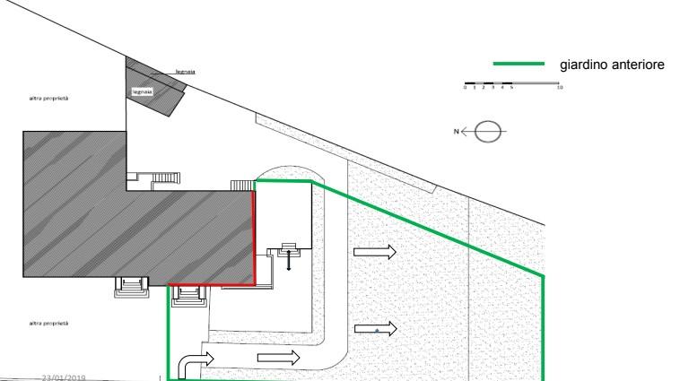 Planimetria /4 per rif. sd5142v
