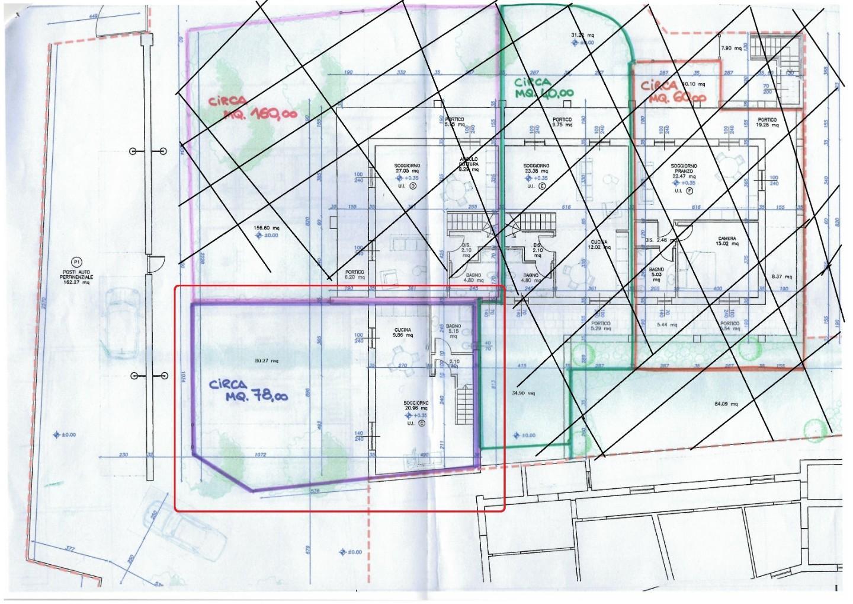 Planimetria /2 per rif. sd5244v