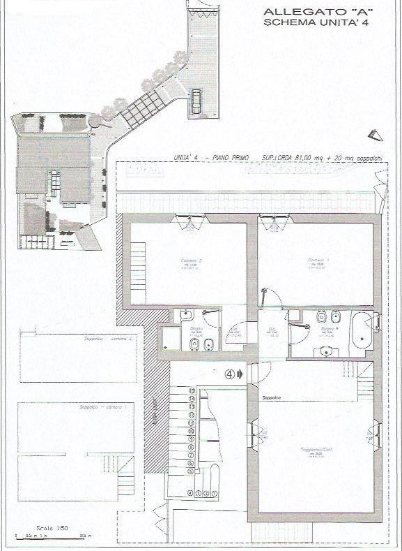 Planimetria /1 per rif. sd5251v