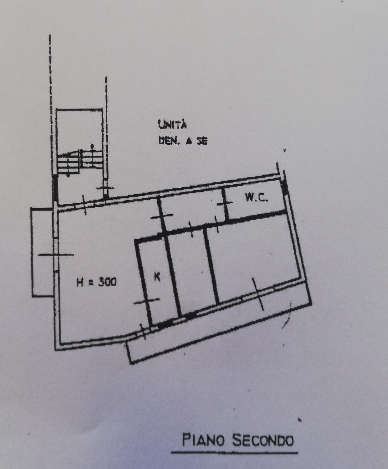 Planimetria 1/1 per rif. sd5423v
