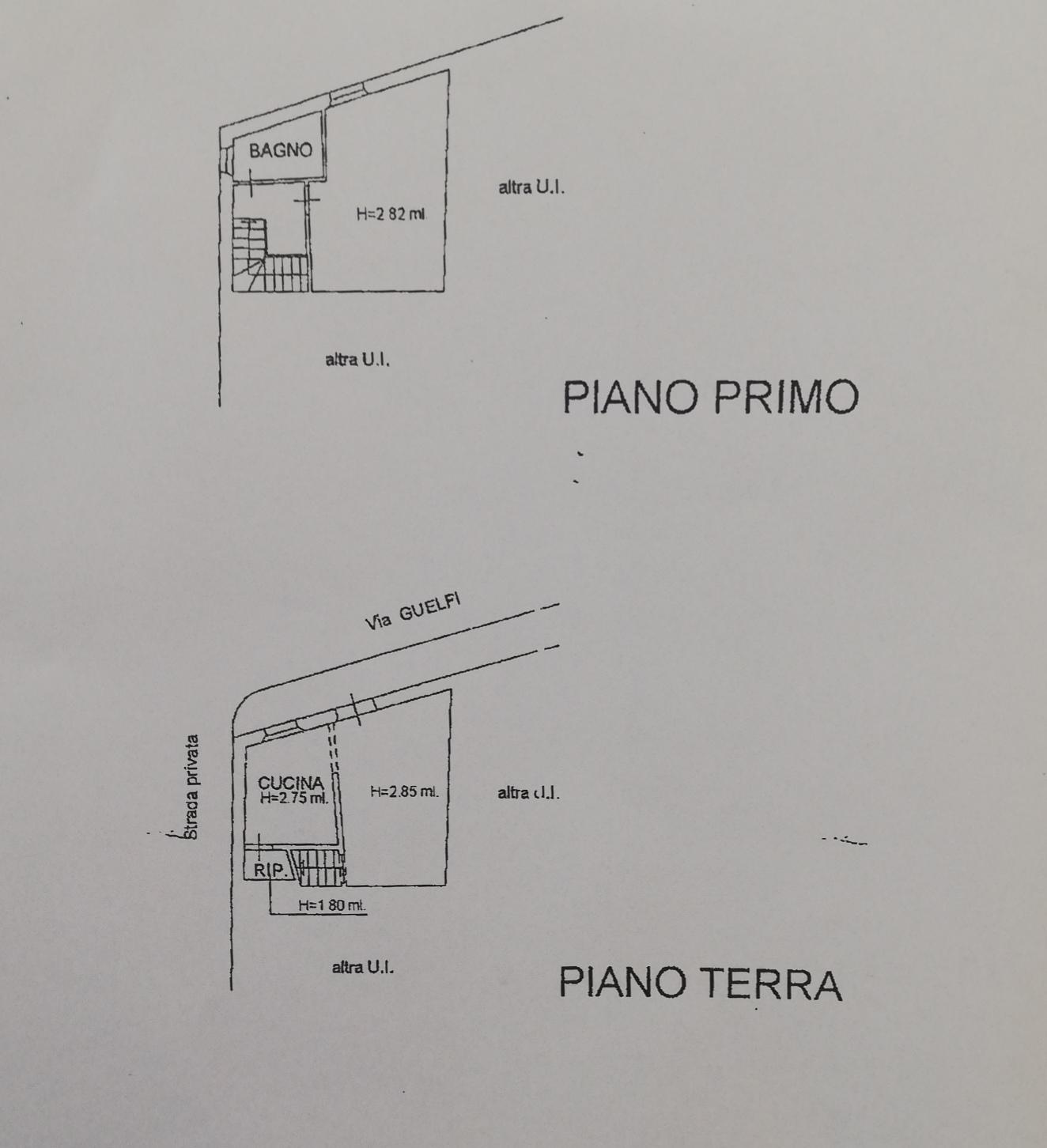 Planimetria /1 per rif. sd5479v