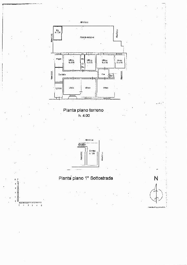 Planimetria /1 per rif. sd5570v