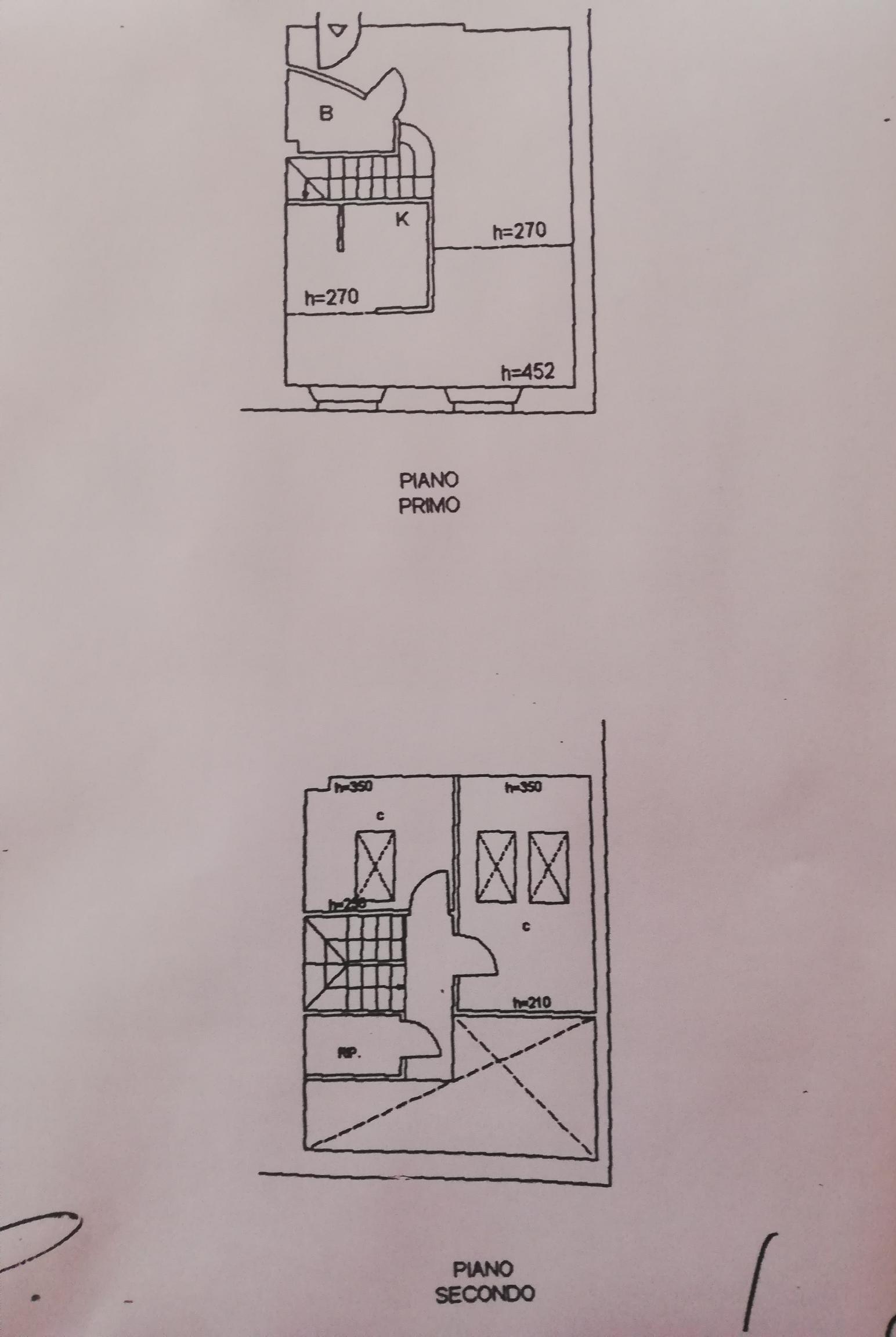 Planimetria /1 per rif. sd5732v