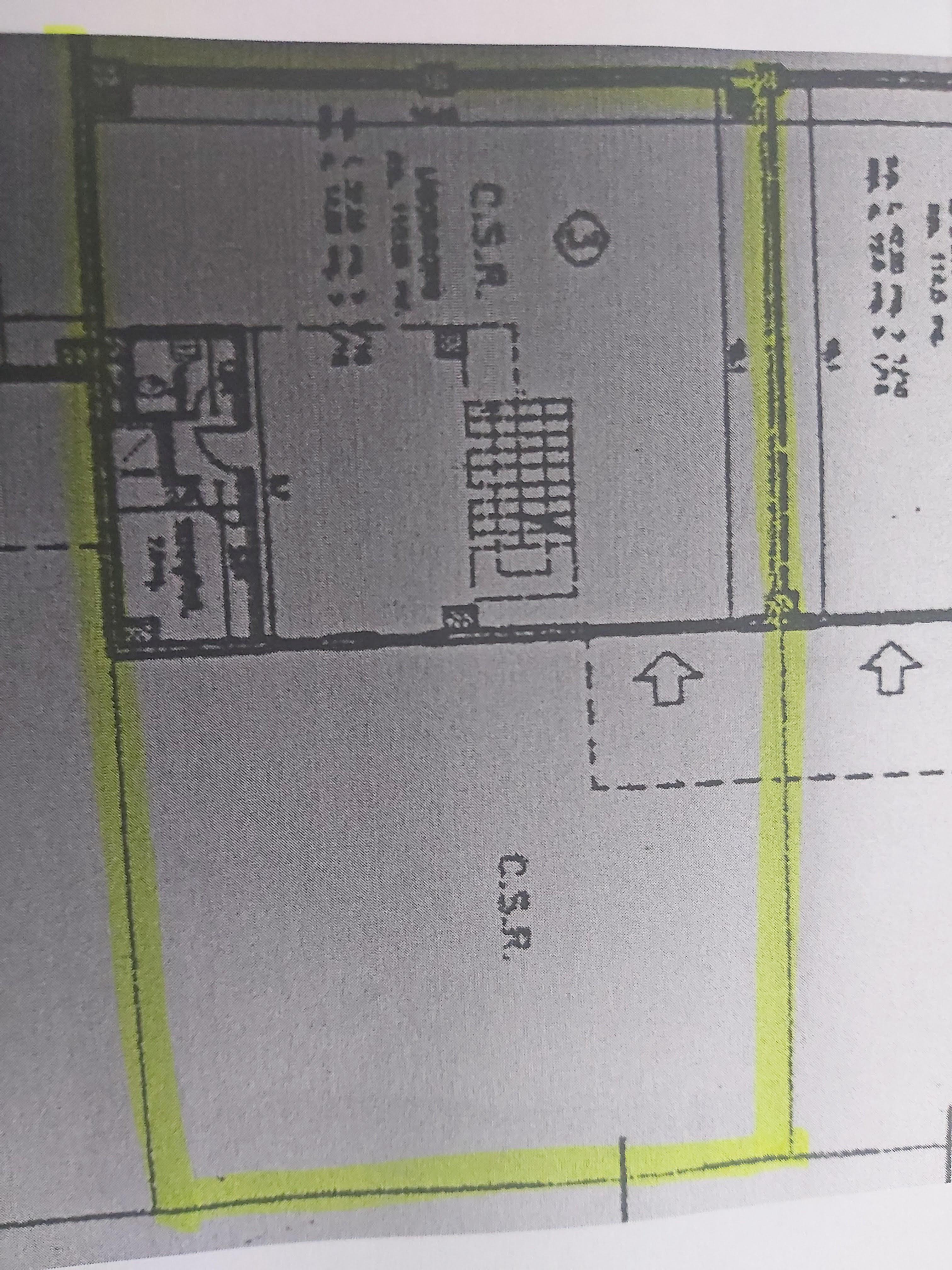 Planimetria /1 per rif. sd5745v