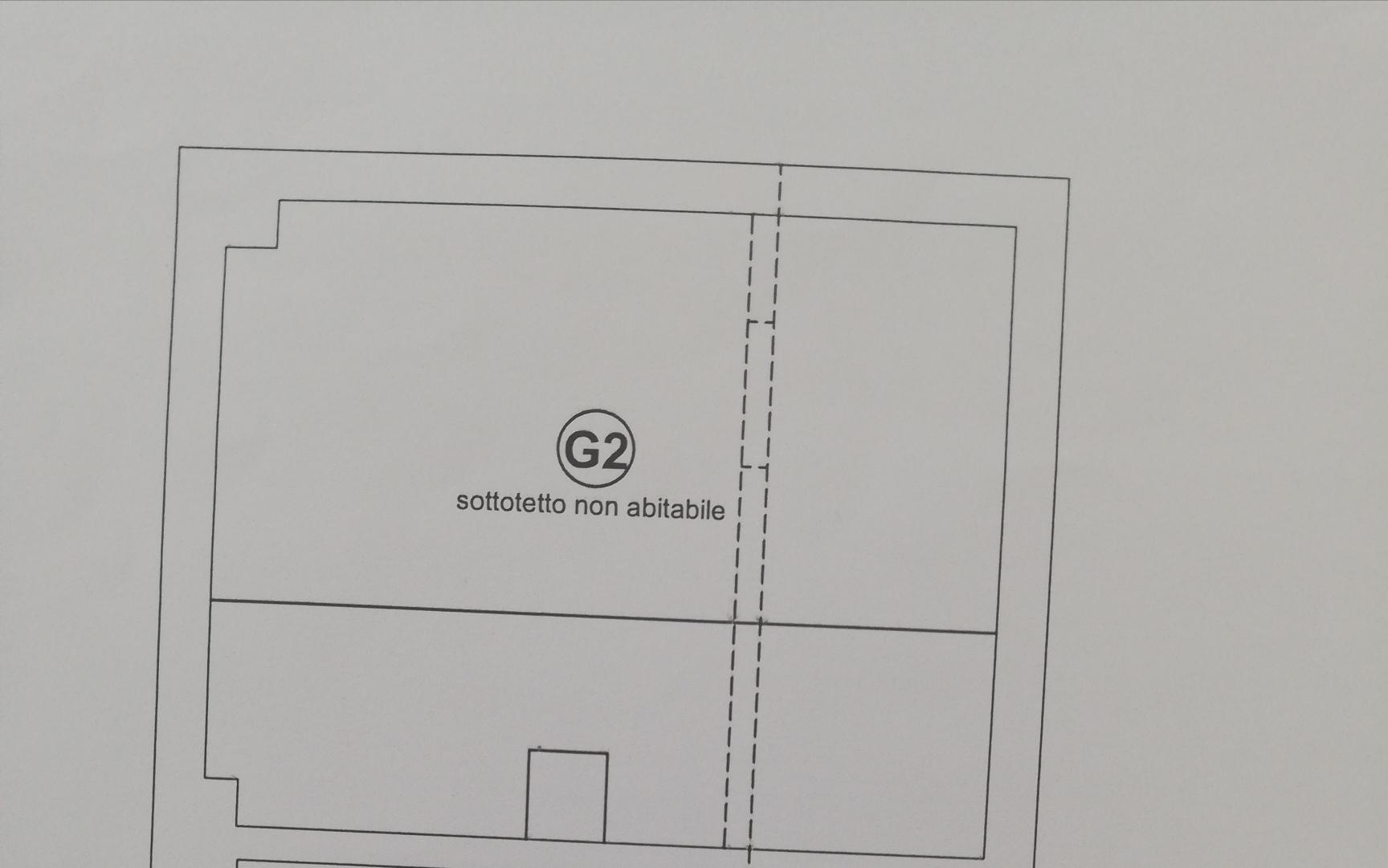 Planimetria 2/3 per rif. sd5198v