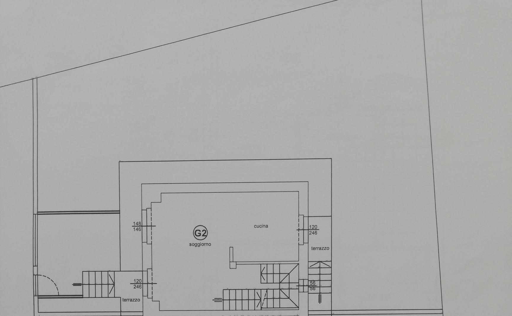 Planimetria /3 per rif. sd5198v