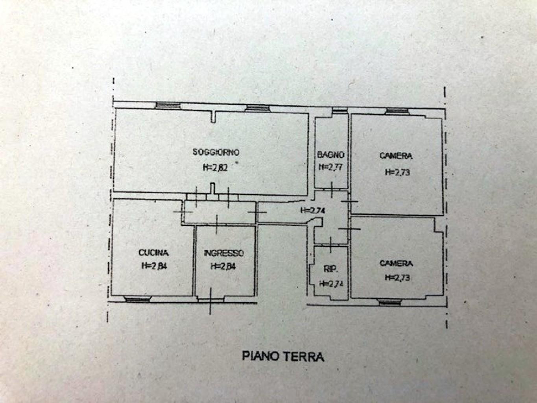 Planimetria /2 per rif. SD5314V