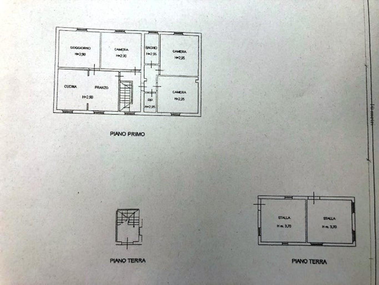 Planimetria 1/2 per rif. SD5314V