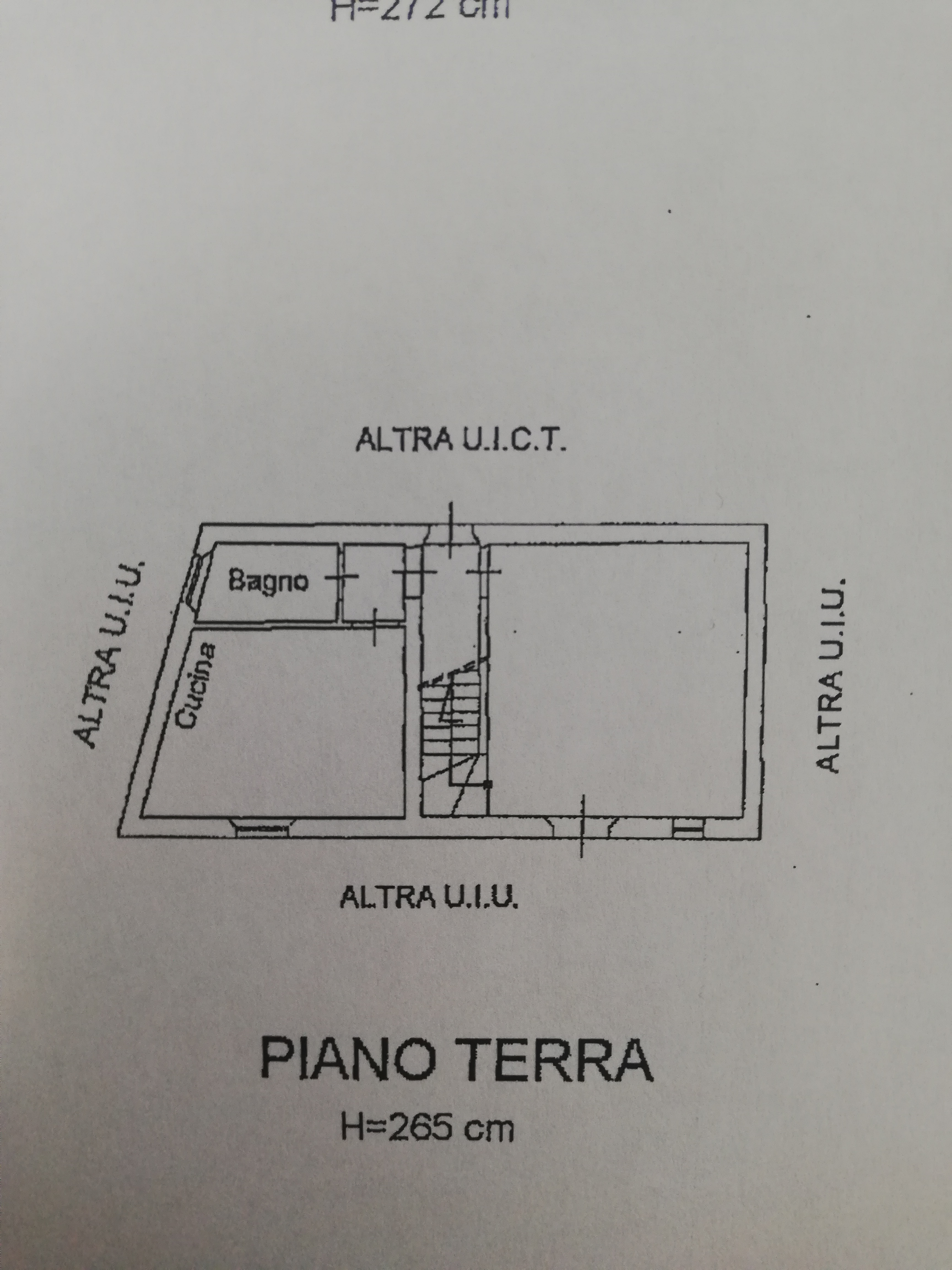Planimetria /2 per rif. sd5860v