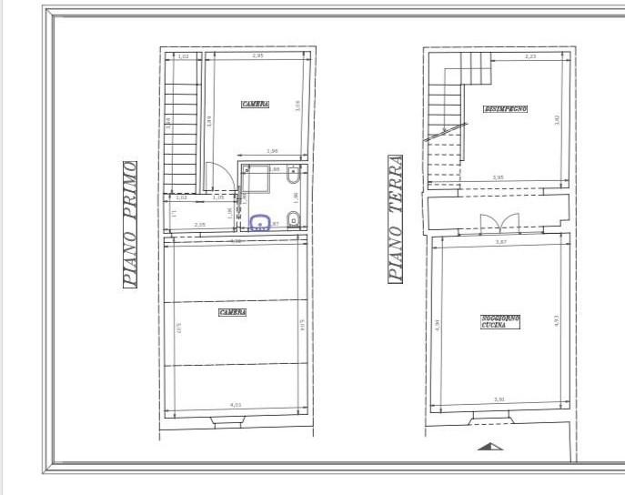 Planimetria /1 per rif. sd5864v