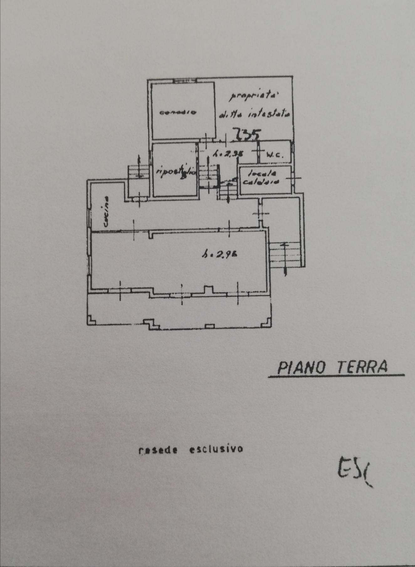 Planimetria /2 per rif. SD5865V