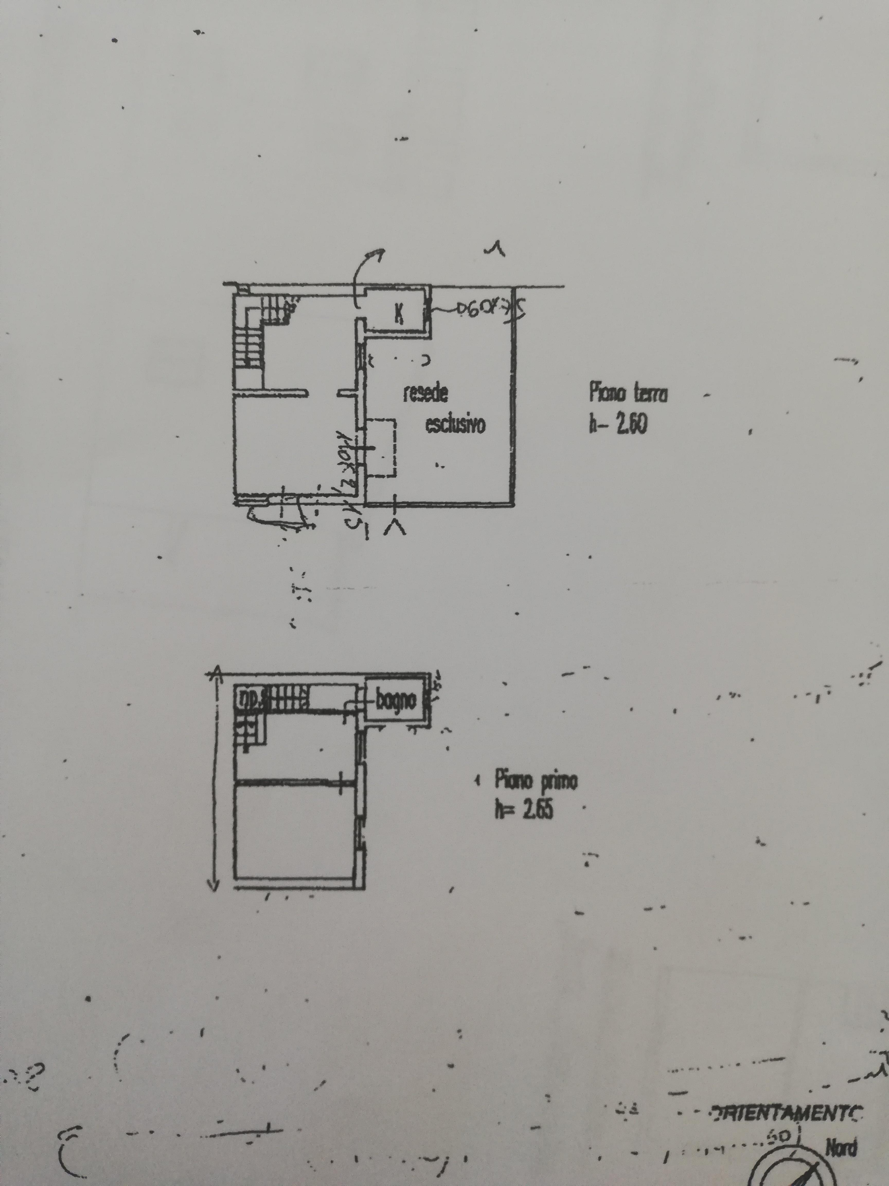 Planimetria /1 per rif. sd5879v