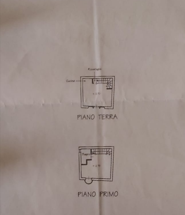 Planimetria /1 per rif. SD5882V