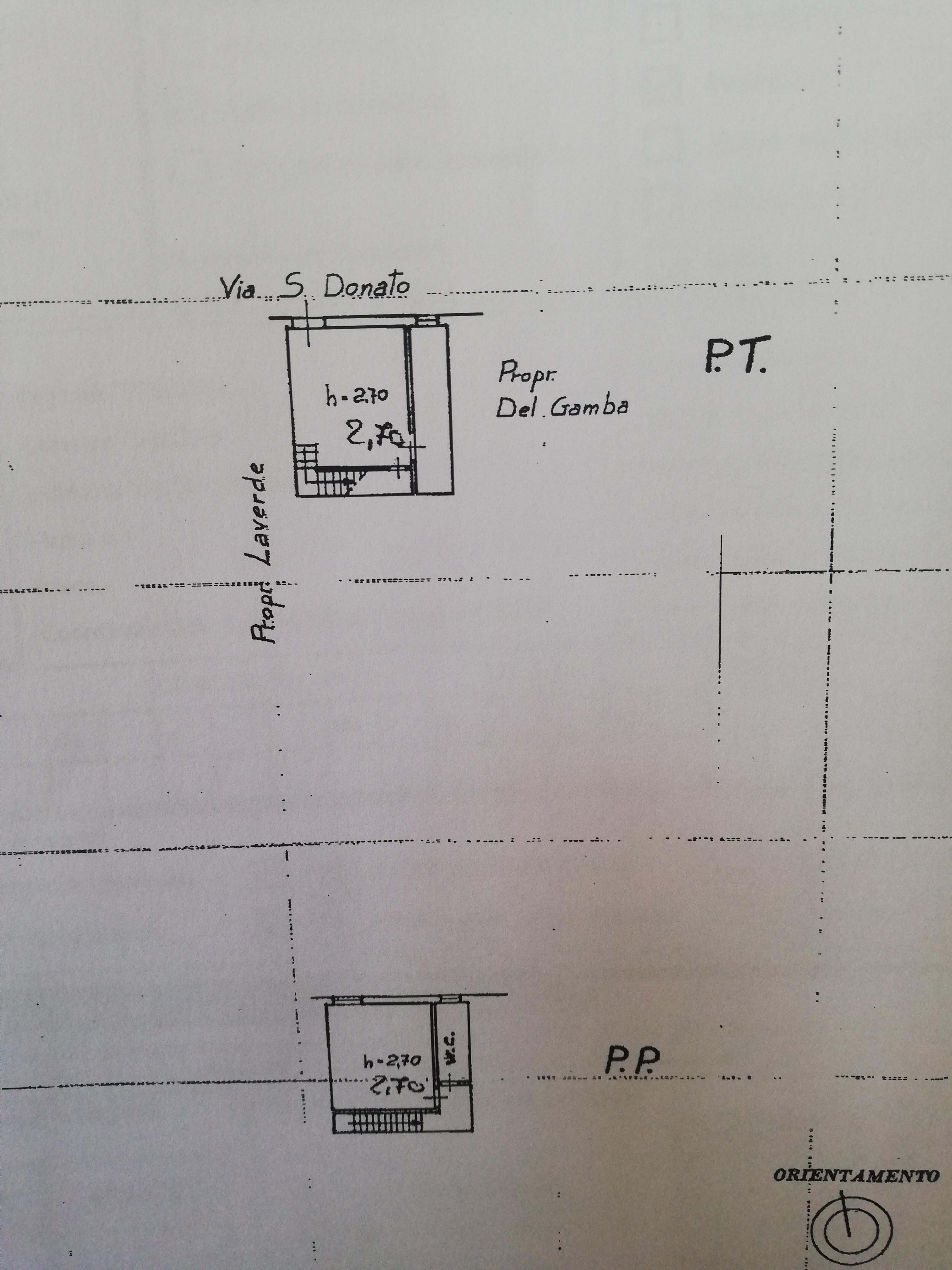 Planimetria /1 per rif. sd5881v