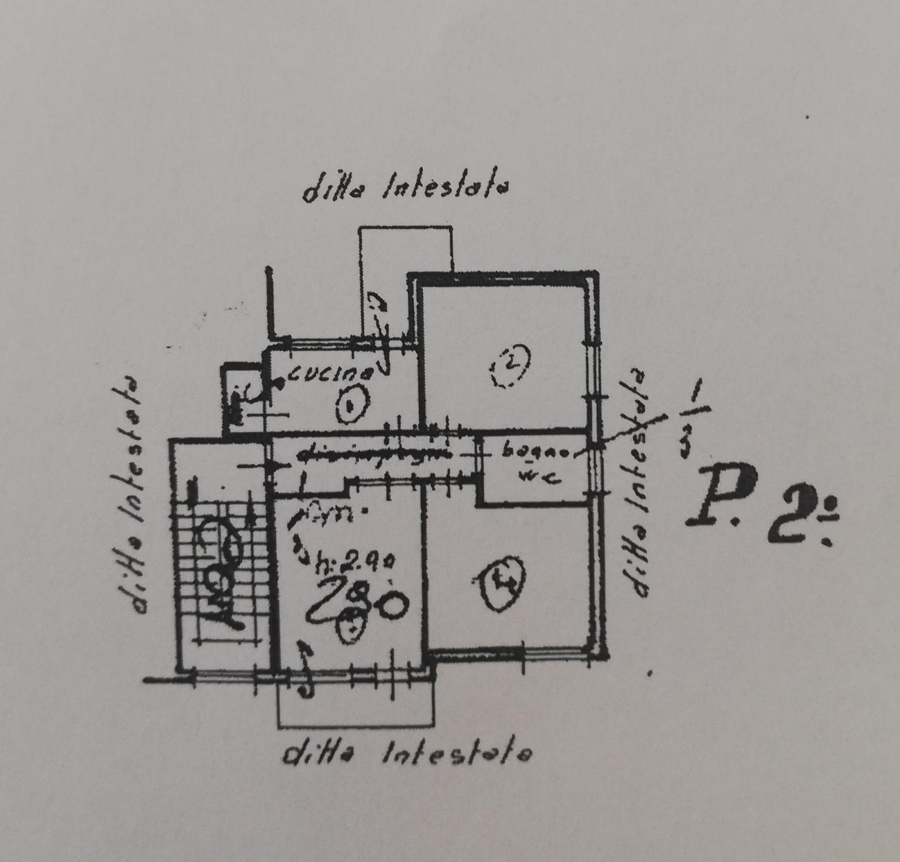 Appartamento in vendita a Tirrenia, Pisa (PI)