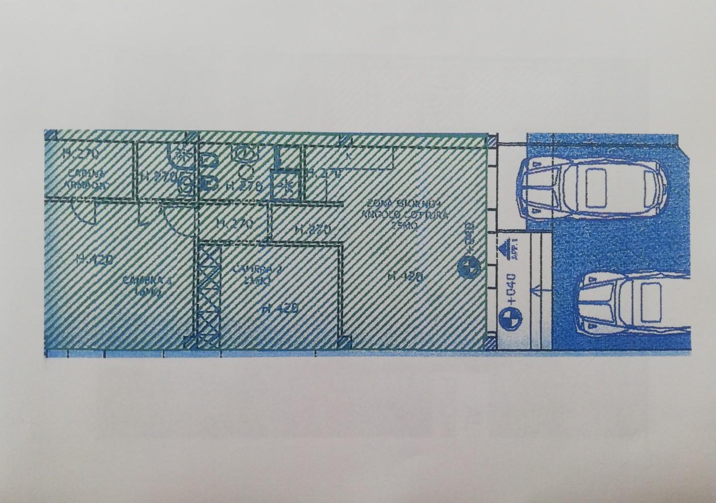 Planimetria /1 per rif. sd5918v