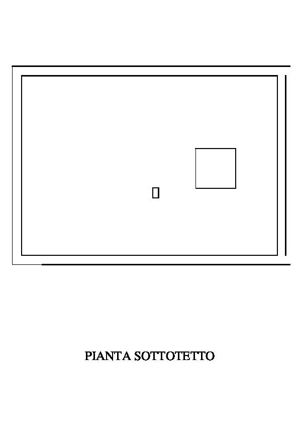 Planimetria 1/2 per rif. sd5947v