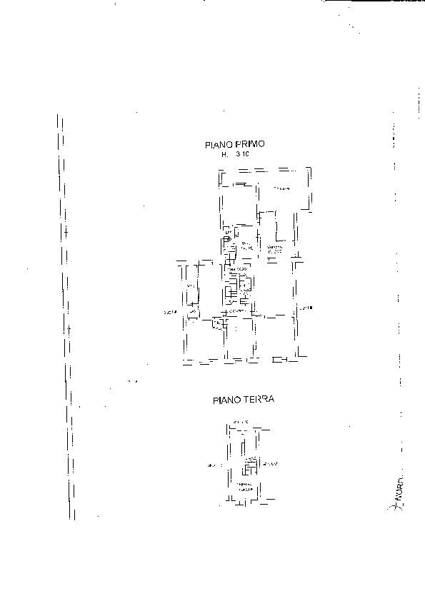 Planimetria 1/1 per rif. pia150