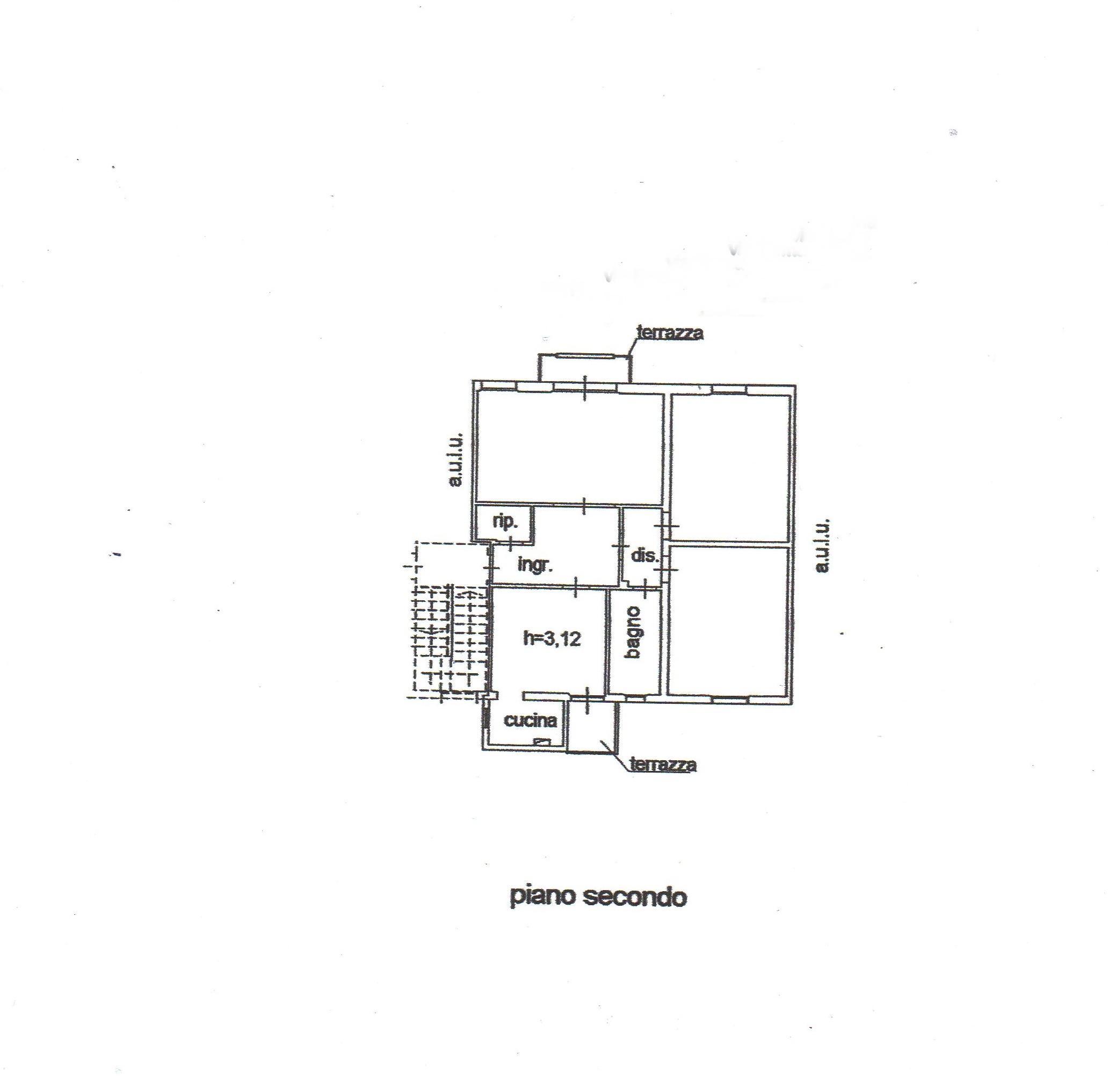 Planimetria 1/1 per rif. 364A