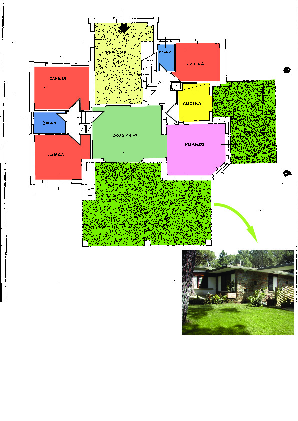 Planimetria 1/1 per rif. 151
