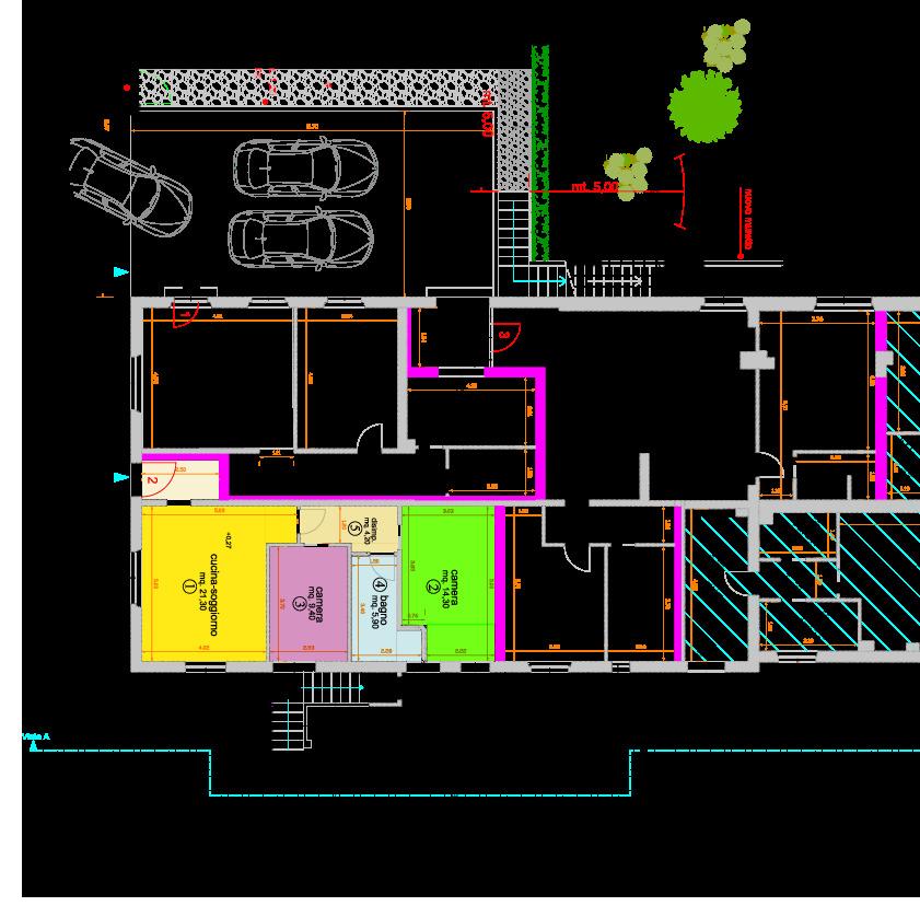 Appartamento in vendita, rif. 38 (Planimetria 1/1)