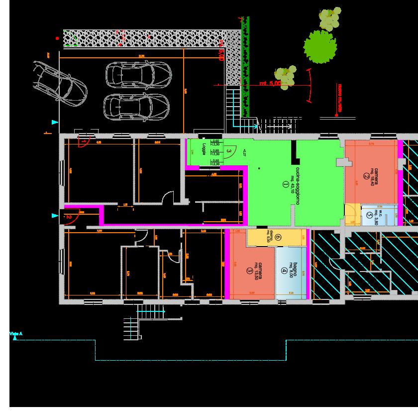 Appartamento in vendita, rif. 170 (Planimetria 1/1)