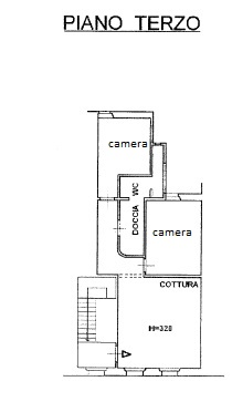 Planimetria 1/1 per rif. C1697