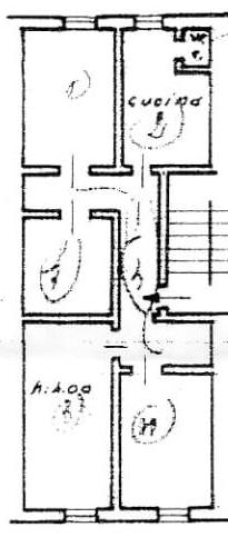 Planimetria 1/1 per rif. C1783