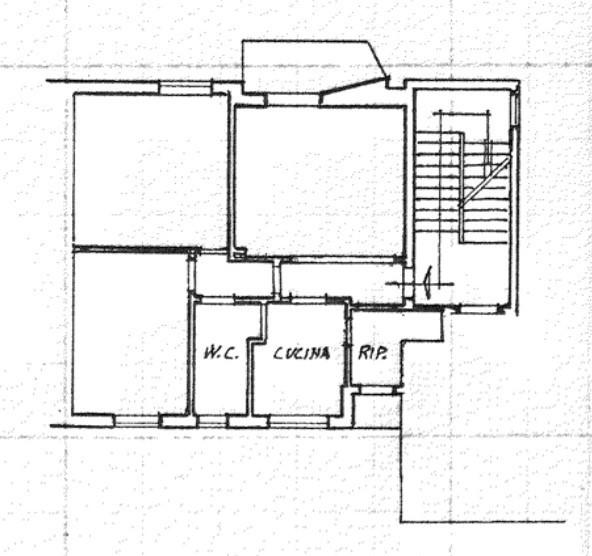 Planimetria 1/1 per rif. c1835