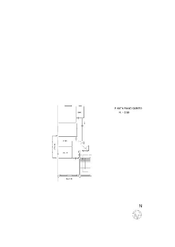 Planimetria 1/1 per rif. C1857