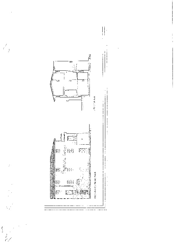Planimetria 1/2 per rif. S1563