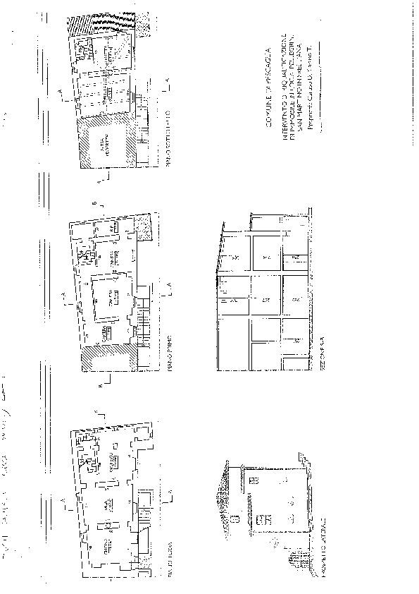 Planimetria 2/2 per rif. S1563