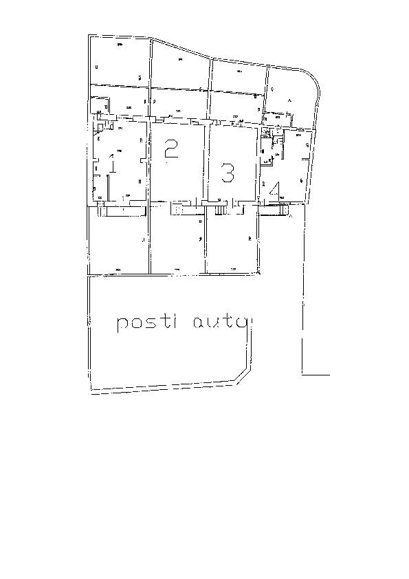 Planimetria 3/3 per rif. D2184