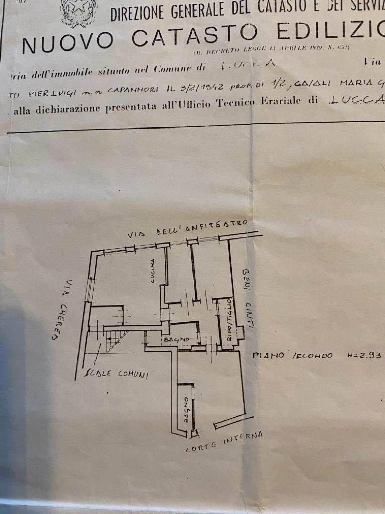 Planimetria 1/1 per rif. AA2123