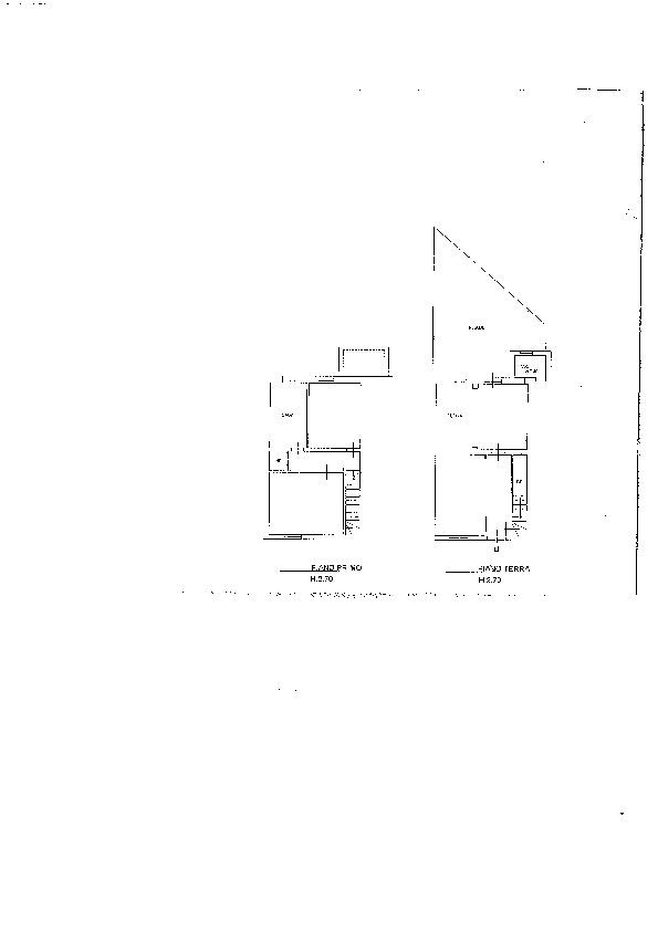 Planimetria 1/1 per rif. G2142