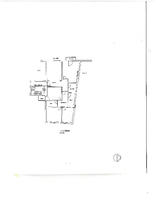 Planimetria 1/1 per rif. D1557