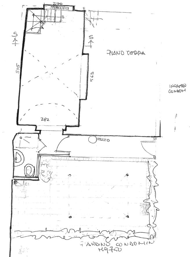 Planimetria 4/4 per rif. G2180