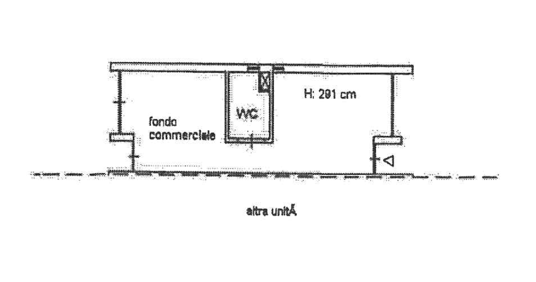 Planimetria 1/1 per rif. S2229