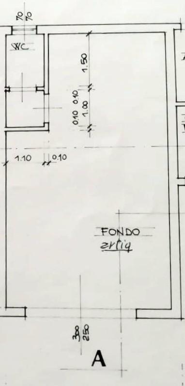 Planimetria 1/1 per rif. S2235