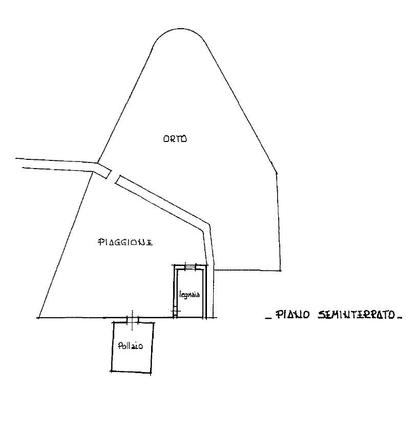 Planimetria 3/3 per rif. S2238