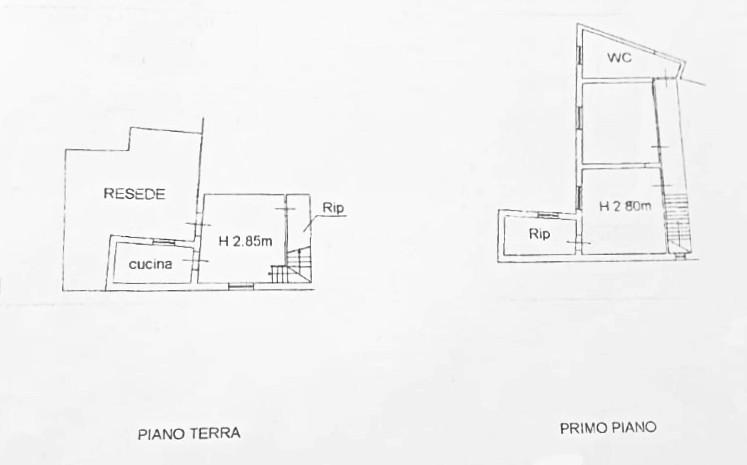 Planimetria 1/1 per rif. G2232