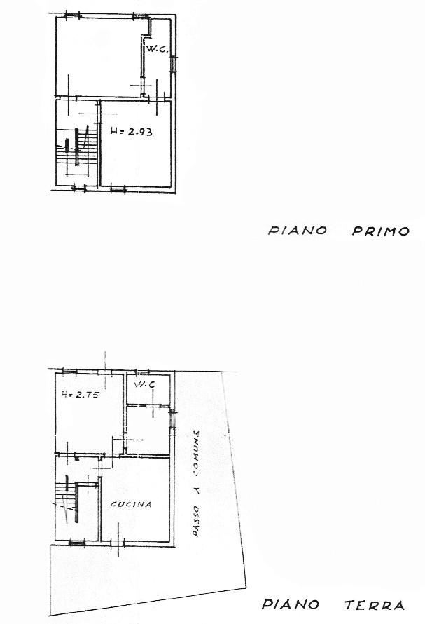Planimetria 1/1 per rif. D2243