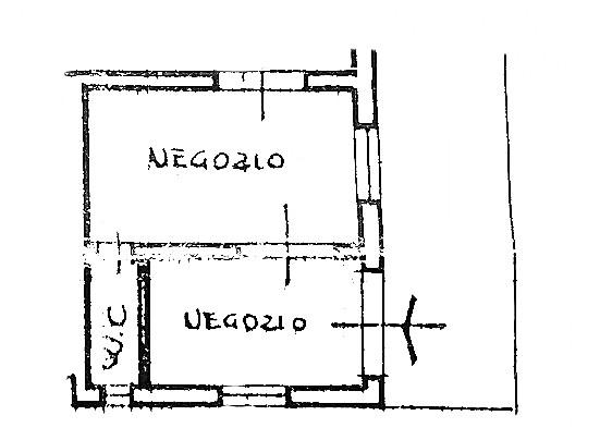 Planimetria 1/1 per rif. S2262