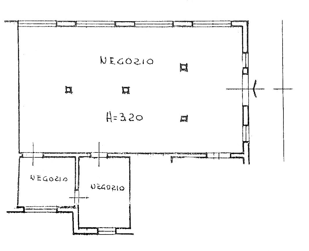 Planimetria 1/1 per rif. S2263