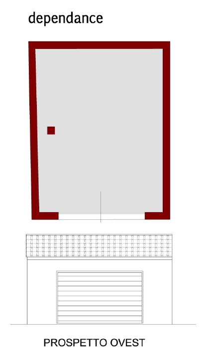 Planimetria 4/4 per rif. S2274
